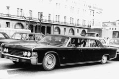 Lincoln Continental Limousine Lehmann Peterson